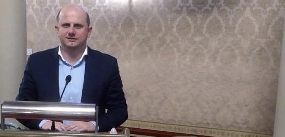 """Dr. Ćelić dodatno je """"pritisnuo"""" Bandića i uputio mu zastupničko pitanje: Što je dosad poduzeto na realizaciji ovoga važnoga HDZ-ova projekta?"""